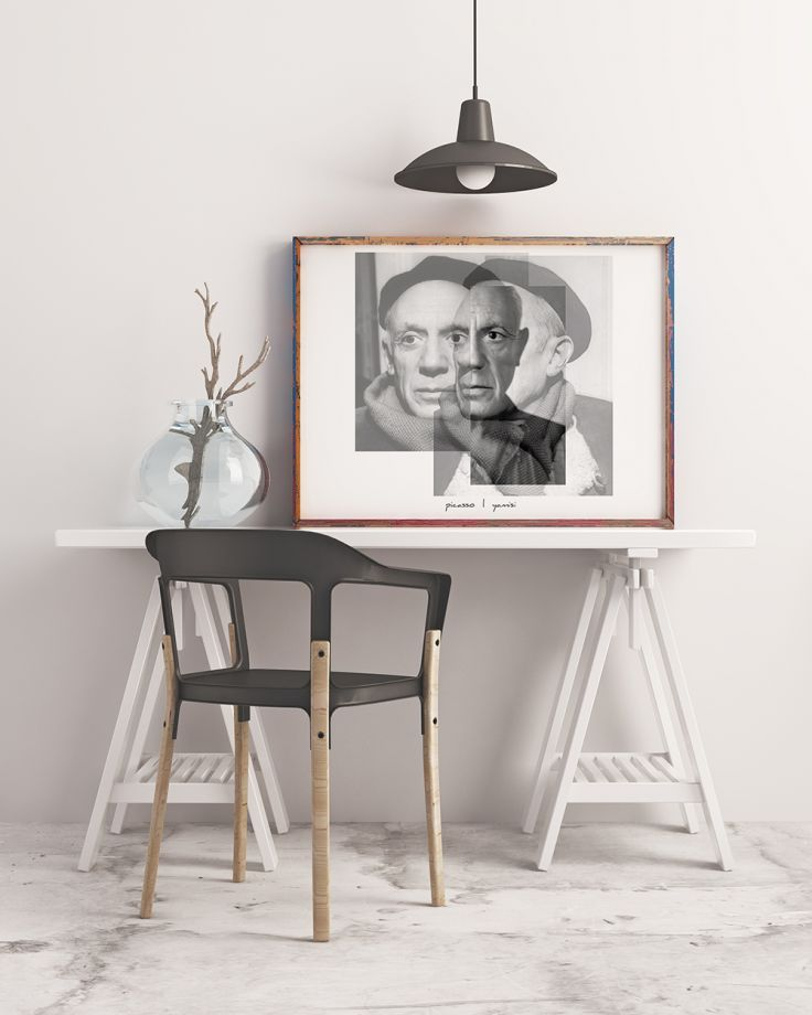 Picasso Poster 30*30 cm