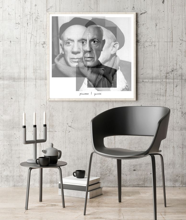 Picasso Poster 50*50 cm