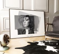 Amy Winehouse Poster  30*30 cm