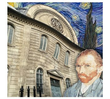 Vincent In Istanbul Poster 30*30 cm