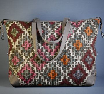 Nona Travel Kilim Bag