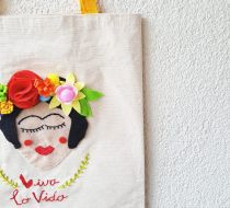Frida Kanvas Bag